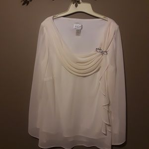 Beautiful formal blouse